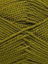 Fiber Content 100% Acrylic, Olive Green, Brand Ice Yarns, Yarn Thickness 2 Fine Sport, Baby, fnt2-54192