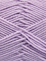 Fiber Content 50% Bamboo, 50% Acrylic, Brand ICE, Baby Lilac, Yarn Thickness 2 Fine  Sport, Baby, fnt2-54233
