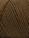 Items made with this yarn are machine washable & dryable. İçerik 100% Dralon Acrylic, Brand Ice Yarns, Brown, Yarn Thickness 4 Medium Worsted, Afghan, Aran, fnt2-54251