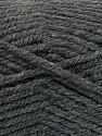 Fiber Content 100% Acrylic, Brand ICE, Dark Grey, Yarn Thickness 5 Bulky  Chunky, Craft, Rug, fnt2-54252