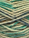 Fiber Content 80% Acrylic, 20% Polyamide, Khaki, Brand ICE, Green, Blue, Yarn Thickness 5 Bulky  Chunky, Craft, Rug, fnt2-54416