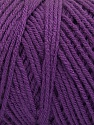 Items made with this yarn are machine washable & dryable. İçerik 100% Dralon Acrylic, Purple, Brand Ice Yarns, Yarn Thickness 4 Medium Worsted, Afghan, Aran, fnt2-54426
