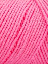Items made with this yarn are machine washable & dryable. İçerik 100% Dralon Acrylic, Pink, Brand Ice Yarns, Yarn Thickness 4 Medium Worsted, Afghan, Aran, fnt2-54427