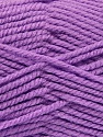 Fiber Content 100% Acrylic, Lilac, Brand ICE, Yarn Thickness 5 Bulky  Chunky, Craft, Rug, fnt2-54535