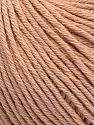 Global Organic Textile Standard (GOTS) Certified Product. CUC-TR-017 PRJ 805332/918191 Fiber Content 100% Organic Cotton, Powder Pink, Brand ICE, Yarn Thickness 3 Light  DK, Light, Worsted, fnt2-54735