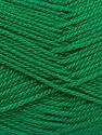 Fiber Content 100% Acrylic, Brand Ice Yarns, Emerald Green, Yarn Thickness 2 Fine Sport, Baby, fnt2-54874
