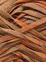 Fiber Content 82% Viscose, 18% Polyester, Orange, Brand ICE, Camel, Yarn Thickness 5 Bulky  Chunky, Craft, Rug, fnt2-55030