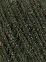 Fiber Content 40% Acrylic, 40% Wool, 20% Metallic Lurex, Khaki, Brand ICE, Gold, Yarn Thickness 3 Light  DK, Light, Worsted, fnt2-55277