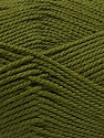 Fiber Content 100% Acrylic, Khaki, Brand ICE, Yarn Thickness 2 Fine  Sport, Baby, fnt2-55382