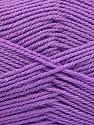 Fiber Content 100% Acrylic, Lavender, Brand ICE, Yarn Thickness 2 Fine  Sport, Baby, fnt2-55721