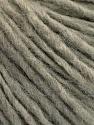 Fiber Content 70% Acrylic, 30% Wool, Light Grey, Brand ICE, Yarn Thickness 4 Medium  Worsted, Afghan, Aran, fnt2-55747