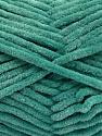 Fiber Content 100% Micro Fiber, Brand ICE, Green, Yarn Thickness 4 Medium  Worsted, Afghan, Aran, fnt2-55750