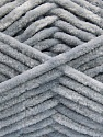 Fiber Content 100% Micro Fiber, Brand ICE, Grey, Yarn Thickness 4 Medium  Worsted, Afghan, Aran, fnt2-55751