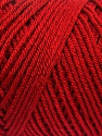 Items made with this yarn are machine washable & dryable. İçerik 100% Dralon Acrylic, Brand Ice Yarns, Dark Red, Yarn Thickness 4 Medium Worsted, Afghan, Aran, fnt2-55793