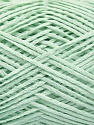 Fiber Content 100% Acrylic, Light Mint Green, Brand ICE, Yarn Thickness 2 Fine  Sport, Baby, fnt2-55890