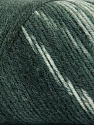 Fiber Content 50% Wool, 50% Acrylic, Brand ICE, Grey Shades, Yarn Thickness 3 Light  DK, Light, Worsted, fnt2-56442