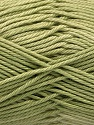 Fiber Content 100% Mercerised Cotton, Brand ICE, Green, Yarn Thickness 2 Fine  Sport, Baby, fnt2-56598