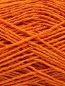 Fiber Content 100% Cotton, Orange, Brand ICE, Yarn Thickness 2 Fine  Sport, Baby, fnt2-57319