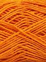 Fiber Content 100% Cotton, Light Orange, Brand ICE, Yarn Thickness 2 Fine  Sport, Baby, fnt2-57320