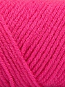 Items made with this yarn are machine washable & dryable. Fiber Content 100% Acrylic, Brand ICE, Gipsy Pink, Yarn Thickness 4 Medium  Worsted, Afghan, Aran, fnt2-57435