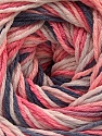 Fiber Content 100% Acrylic, White, Salmon, Brand ICE, Grey, Baby Pink, Yarn Thickness 3 Light  DK, Light, Worsted, fnt2-57744
