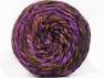 Fiber Content 70% Acrylic, 30% Wool, Purple Shades, Brand ICE, Brown Shades, Yarn Thickness 6 SuperBulky  Bulky, Roving, fnt2-58151