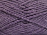 Fiber Content 72% Premium Acrylic, 3% Metallic Lurex, 25% Wool, Lilac, Brand ICE, Yarn Thickness 5 Bulky  Chunky, Craft, Rug, fnt2-58203