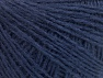 Fiber Content 50% Wool, 50% Acrylic, Brand ICE, Dark Navy, Yarn Thickness 2 Fine  Sport, Baby, fnt2-58300