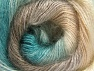 Fiber Content 50% Mohair, 50% Acrylic, Turquoise, Brand ICE, Cream, Camel, Yarn Thickness 2 Fine  Sport, Baby, fnt2-58359