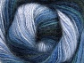 Fiber Content 50% Mohair, 50% Acrylic, Navy, Lilac Shades, Brand ICE, Blue Shades, Yarn Thickness 2 Fine  Sport, Baby, fnt2-58362