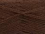 Fiber Content 50% Wool, 50% Acrylic, Brand ICE, Brown, Yarn Thickness 4 Medium  Worsted, Afghan, Aran, fnt2-58369