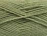 Fiber Content 50% Wool, 50% Acrylic, Light Khaki, Brand ICE, Yarn Thickness 4 Medium  Worsted, Afghan, Aran, fnt2-58452