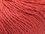 Fiber Content 40% Bamboo, 35% Cotton, 25% Linen, Brand ICE, Dark Salmon, Yarn Thickness 2 Fine  Sport, Baby, fnt2-58471