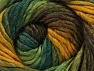 Fiber Content 50% Wool, 50% Acrylic, Brand ICE, Green Shades, Gold, Brown Shades, Yarn Thickness 5 Bulky  Chunky, Craft, Rug, fnt2-58583