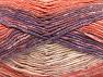 Fiber Content 50% Premium Acrylic, 50% Cotton, Salmon, Purple, Brand ICE, Camel, Beige, Yarn Thickness 2 Fine  Sport, Baby, fnt2-58687