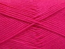 Fiber Content 50% Acrylic, 50% Bamboo, Brand ICE, Fuchsia, Yarn Thickness 2 Fine  Sport, Baby, fnt2-58694