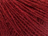Fiber Content 50% Wool, 50% Acrylic, Brand ICE, Burgundy, Yarn Thickness 2 Fine  Sport, Baby, fnt2-58876