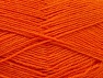 Fiber Content 75% Superwash Wool, 25% Polyamide, Orange, Brand ICE, Yarn Thickness 1 SuperFine  Sock, Fingering, Baby, fnt2-59001