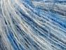 Fiber Content 40% Polyamide, 35% Acrylic, 25% Wool, White, Brand ICE, Blue Shades, Yarn Thickness 4 Medium  Worsted, Afghan, Aran, fnt2-59486