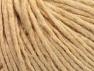 Fiber Content 50% Acrylic, 50% Wool, Brand ICE, Dark Cream, Yarn Thickness 4 Medium  Worsted, Afghan, Aran, fnt2-59800