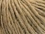 Fiber Content 50% Acrylic, 50% Wool, Light Camel, Brand ICE, Yarn Thickness 4 Medium  Worsted, Afghan, Aran, fnt2-59805