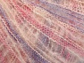 Fiber Content 37% Kid Mohair, 35% Acrylic, 28% Polyamide, Pink Shades, Lilac, Brand ICE, Yarn Thickness 1 SuperFine  Sock, Fingering, Baby, fnt2-59967