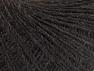 Fiber Content 50% Wool, 50% Acrylic, Brand ICE, Dark Brown, Yarn Thickness 2 Fine  Sport, Baby, fnt2-60005