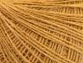 Fiber Content 50% Wool, 50% Acrylic, Brand ICE, Gold, Yarn Thickness 2 Fine  Sport, Baby, fnt2-60017