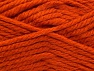 Fiber Content 60% Acrylic, 40% Wool, Orange, Brand ICE, fnt2-60233
