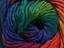 Fiber Content 50% Wool, 50% Acrylic, Rainbow, Brand ICE, Yarn Thickness 5 Bulky  Chunky, Craft, Rug, fnt2-60250