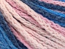 Fiber Content 50% Polyamide, 50% Acrylic, Pink Shades, Brand ICE, Blue Shades, Yarn Thickness 4 Medium  Worsted, Afghan, Aran, fnt2-60443