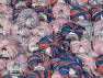 Monaco This mixed lot includes a total of 2000 gr (70.5 oz.) yarn. There is no standard for ball weight. Also disregard any information on the labels. You will get what you see in the photo. Fiber Content 50% Polyamide, 50% Acrylic, Brand ICE, fnt2-60556
