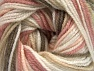 Fiber Content 100% Premium Acrylic, White, Pink Shades, Brand ICE, Brown Shades, Yarn Thickness 3 Light  DK, Light, Worsted, fnt2-60884