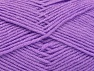 Fiber Content 100% Acrylic, Light Lilac, Brand ICE, Yarn Thickness 4 Medium  Worsted, Afghan, Aran, fnt2-60976